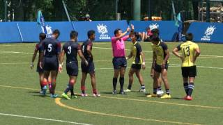 Download Asia Rugby U20 Sevens 2017 Mens Match 39 Plate semi-final Thailand vs. Malaysia Video