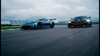 Download McLaren P1 GTR v Aston Martin Vulcan Video