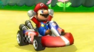 Download Mario Kart Series - All Mushroom Cup Courses (All 8 Mario Kart Games) Video