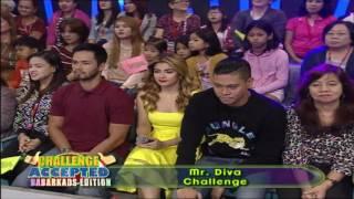 Download Challenge Accepted Dabarkads Edition - Miggy & Kenneth (Mr. Diva) | November 26, 2016 Video