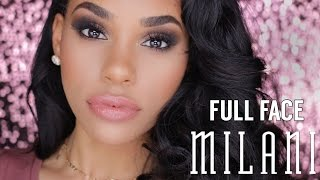 Download FULL FACE USING ONLY MILANI MAKEUP Video