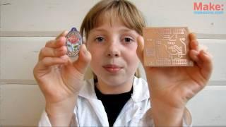 Download Super Simple Copper Etching - Sylvia's Mini Maker Show Video