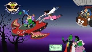 Download #76 - Draculito mon saigneur - Ces dessins animés-là qui méritent qu'on s'en souvienne Video