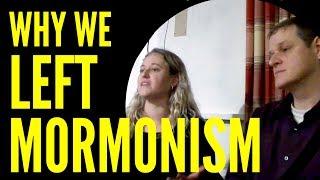 Download Ex-Mormons - Why We Left Mormonism Video