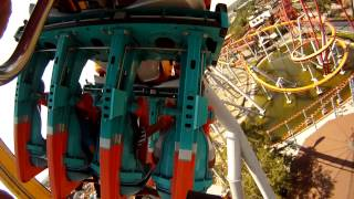 Download Silver Bullet at Knott's Berry Farm Video