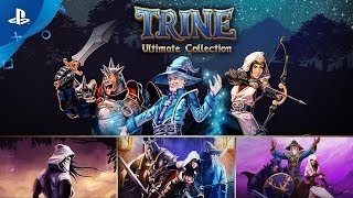 Download Trine: Ultimate Collection - Gameplay Trailer   PS4 Video