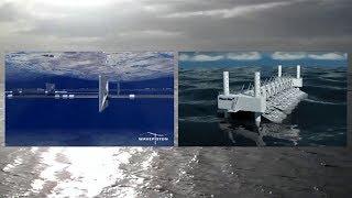Download Bølgeenergi - Grøn Energi Projekt Video