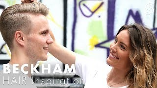 Download How to get David Beckham hair - Mens ultimate hair do Video