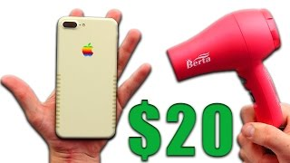 Download DIY $20 Retro iPhone 7 Video