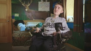 Download Robbie's Voice-Activated Room Video