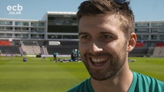 Download Grinning Mark Wood ready to hurl thunderbolts at Pakistan Video
