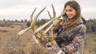 Download ″The Flyer″ The Biggest Buck Ever Taken on Outdoor Secrets by Karlee Winkelman Video
