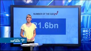 Download #BizPrime NUMBER OF THE DAY: R1.6 billion Video