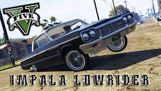 Download GTA 5 - Impala Lowrider | Short Film Video