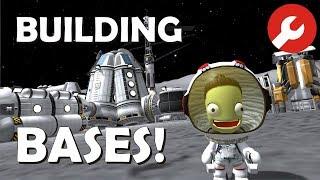 Download Guide: Building Surface Bases - KSP 1.3.1 Video