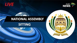 Download National Assembly sitting: 01 December 2016 Video