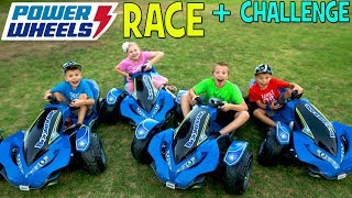 Download Power Wheels Boomerang Challenge! - Family Fun Pack Video