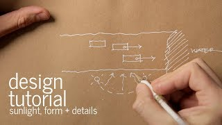 Download Architectural Design Process | Form, Orientation and Sunlight Video