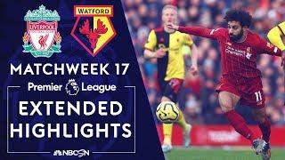Download Liverpool v. Watford | PREMIER LEAGUE HIGHLIGHTS | 12/14/19 | NBC Sports Video