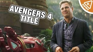 Download Did Fans Decode Mark Ruffalo's Avengers 4 Title? (Nerdist News w/ Amy Vorpahl) Video