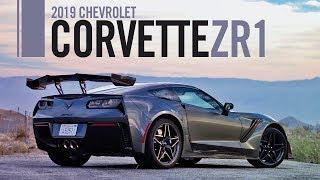 Download 2019 Chevrolet Corvette ZR1 Review Test Drive Video