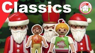 Download Playmobil Film deutsch - Nikolaus Mega Pack von Familie Hauser - Kinderfilm Video