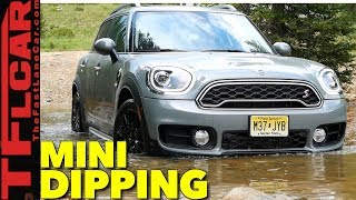 Download Can a MINI Go Where None Has Gone Before? MINI Countryman All4 Offroad Review Video