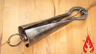 Download Blacksmithing - Forging a bell Video