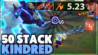 Download MOST STACKS EVER | MAX RANGE KINDRED - BunnyFuFuu Video