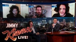 Download Kit Harington Judges Jon Snow Impersonators Video