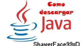 Download Como descargar e instalar Java para poder usar minecraft (2017) Video