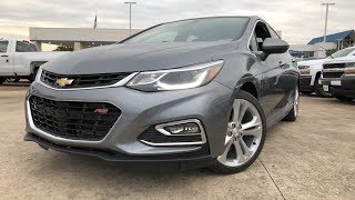 Download 2018 Chevrolet Cruze Premier RS (1.4L Turbo) - Review Video