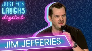 Download Jim Jefferies - The Rules Of Being On An Airplane Video