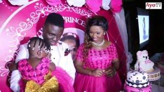 Download Mose Iyobo na Aunty Ezekiel walivyoangusha birthday party ya mtoto wao Video