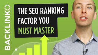 Download The SEO ranking factor you MUST master in 2019 (and beyond) Video