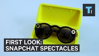 Download Hands on with Snapchat Spectacles Video