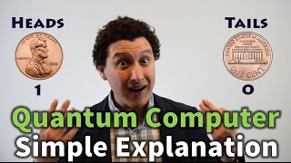 Download Quantum Computing for Dummies : A Simple Explanation for Normal People Video