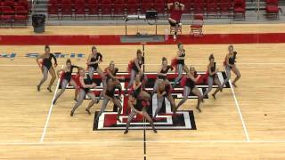 Download Texas Tech Pom Squad Shows Off 2011 Routine Video