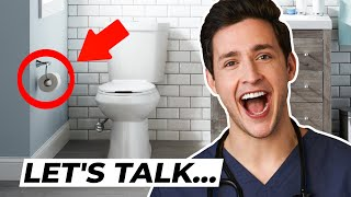 Download 18 CRAZY Facts About Your Bathroom | Wednesday Checkup Video