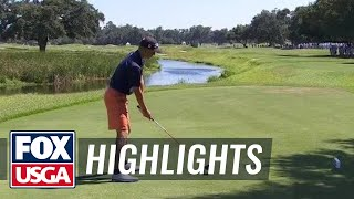 Download Highlights: Philip Barbaree wins 2015 U.S. Junior Amateur Championship Video