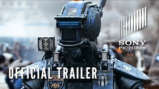 Download CHAPPIE Trailer (Official HD) - In Theaters 3/6 Video