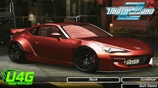 Download Subaru BRZ ROCKET BUNNY V2 Need For Speed Underground 2 Mod Spotlight U4G Video