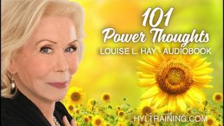 Download 101 Power Thoughts Louise Hay Video