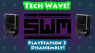 Download Tech Wave - PS3 Disassembly Video