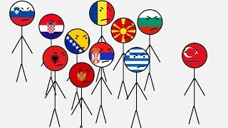Download The Balkans History: Why Do They All Hate Each Other!? Video