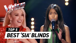 Download BEST 'SIA' Blind Auditions in The Voice (Kids) | The Voice Global Video