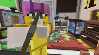 Download Minecraft Xbox - Archer Challenge - Battle Mini-Game Video