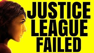 Download Why Justice League Failed Video