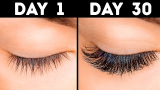 Download 11 Quick Ways to Grow Long Eyelashes in 30 Days Video