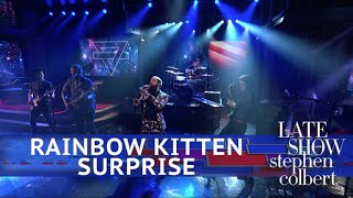 Download Rainbow Kitten Surprise Performs 'Fever Pitch' Video